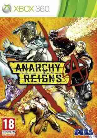 Descargar Anarchy Reigns [MULTI][Region Free][XDG3][SPARE] por Torrent